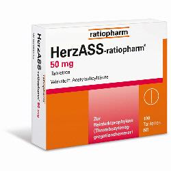 HERZASS RATIOPHARM 50MG