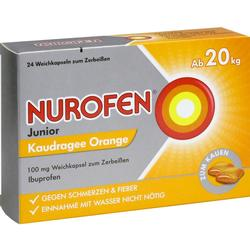NUROFEN JUNIOR KAU OR100MG